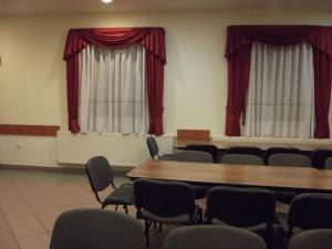 Klub szoba